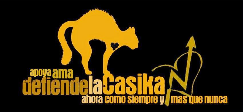 LA CASIKA NO SE TOCA!!!