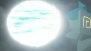 Pokemon Darkness of Island  Golurk_Flash_Cannon