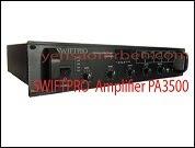SWIFTPRO Amplifier PA3500 - Âm ly dùng trong nhà Yến