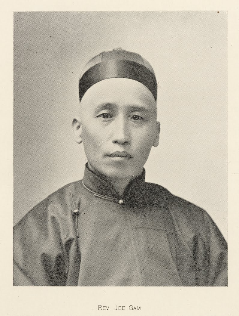 jee gam and chinese american religious activism