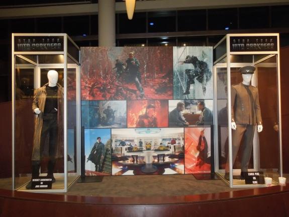 Star Trek Into Darkness movie costumes