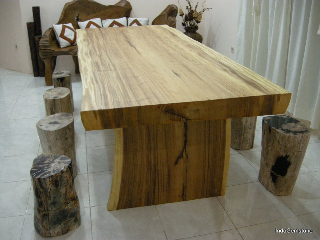 indogemstone rustic wood furniture
