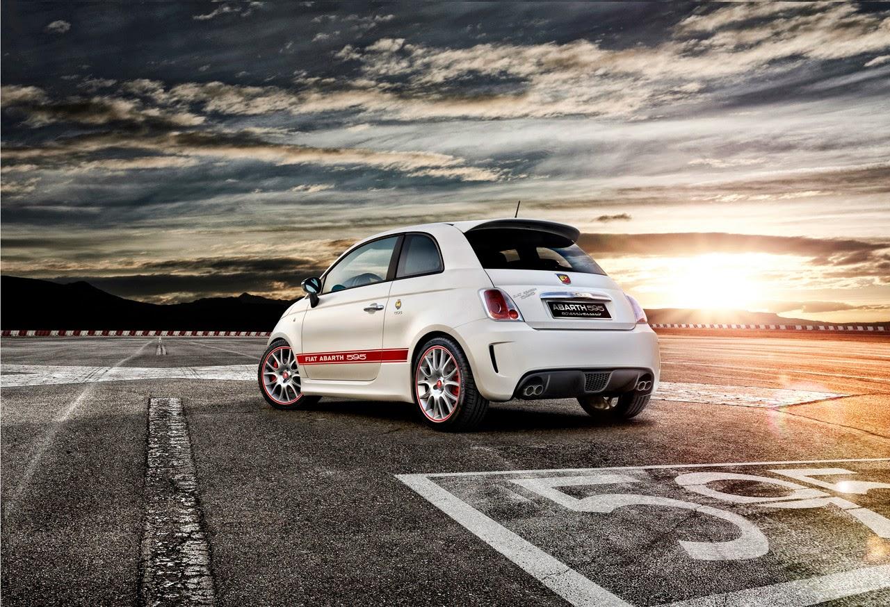 Video Fiat Abarth 595 50th Anniversary Edition Most