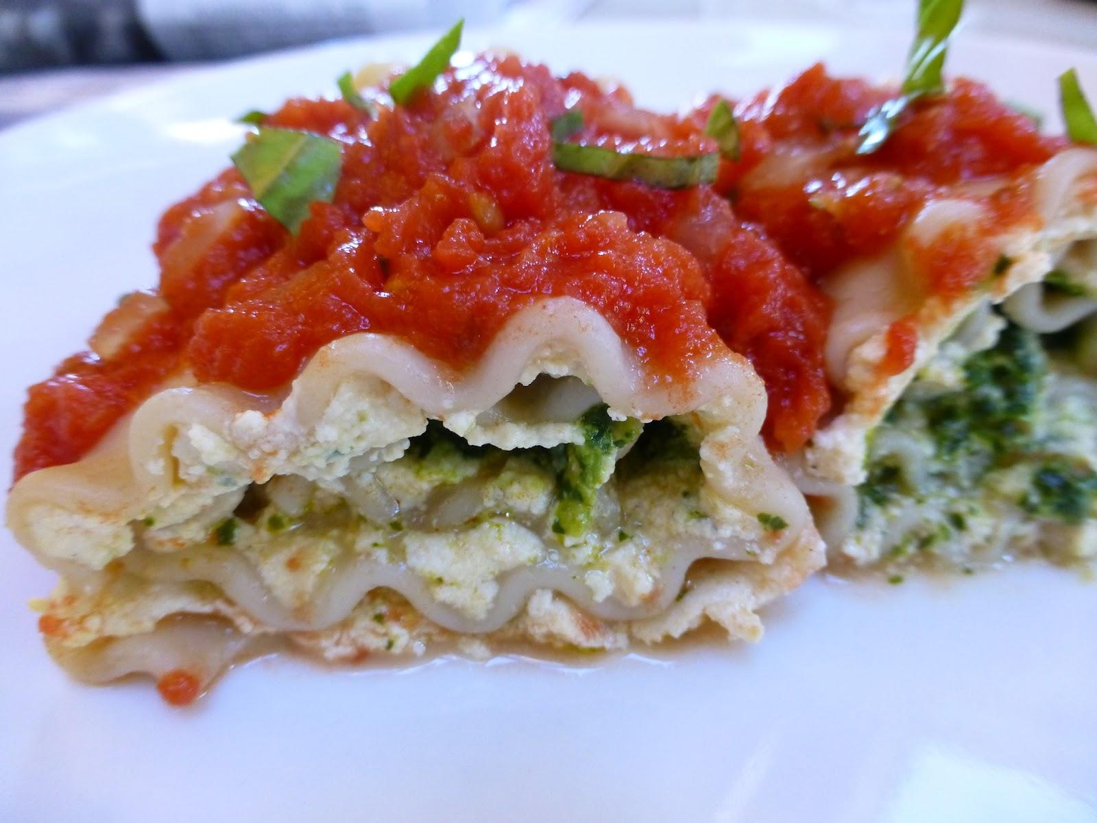 Gluten Free Lasagna Recipes — Dishmaps
