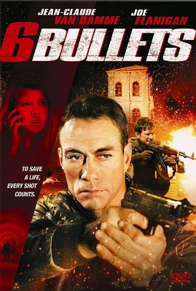6 Balas DVDRip Latino