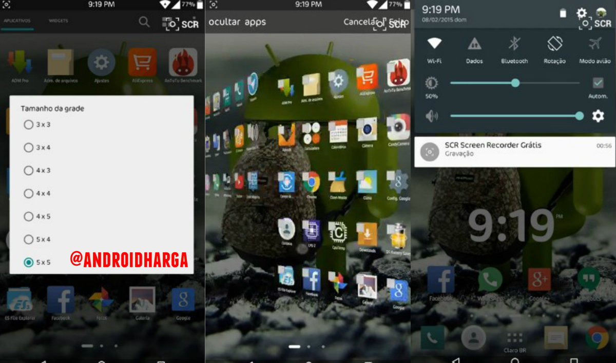Download ASUS Launcher Android Apk untuk Zenfone 2 [Lollipop]