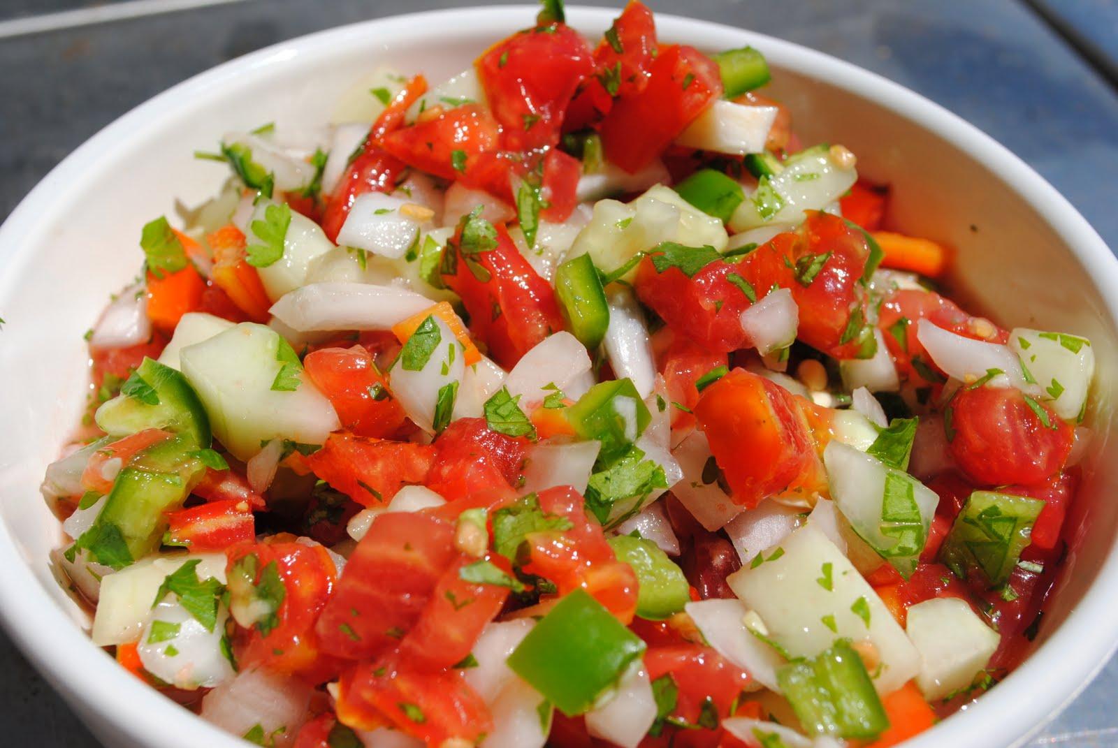 Mom, What's For Dinner?: Salsa
