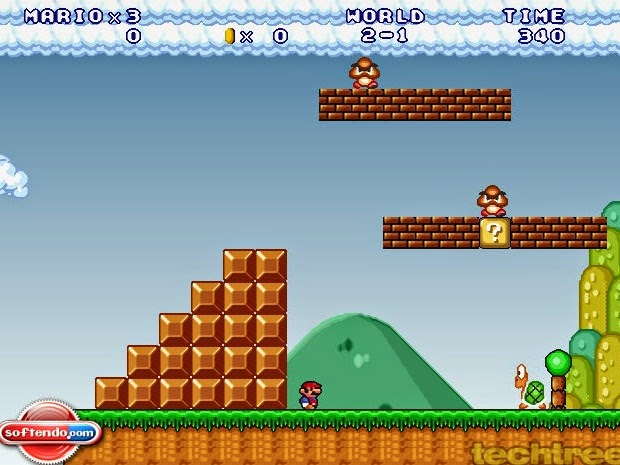 Mobile9 Super Mario Games Download