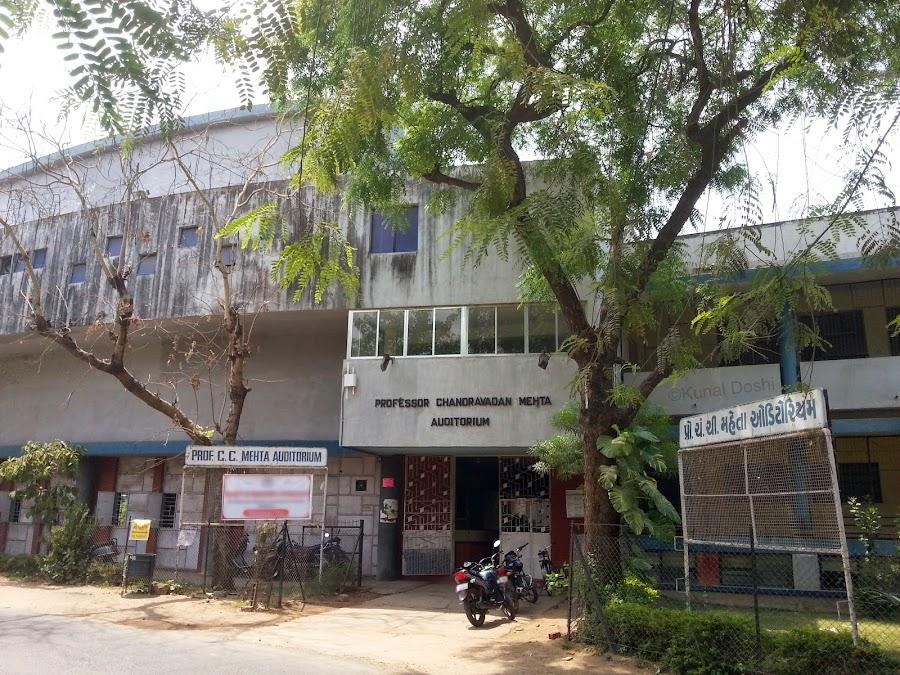 C C Mehta Auditorium