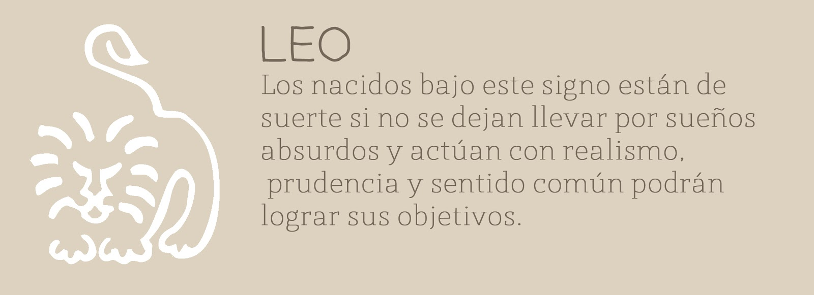 horoscopos hoy leo: