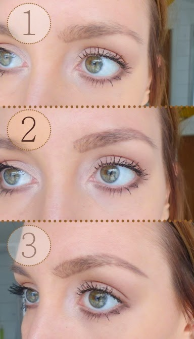 how to draw eyebrows if you have none
