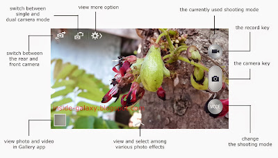 Samsung Galaxy S4: How to Use Camera App to Take Pictures in Android 4