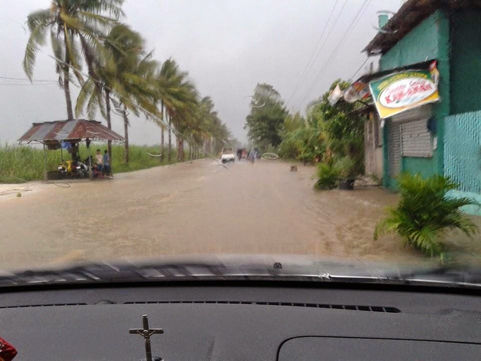 Flood in Don Pedro Bogo