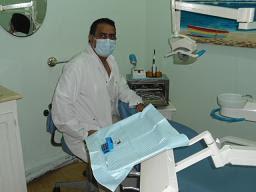 Cosultorio dental del Doctor Cesar Rodríguez Marrero
