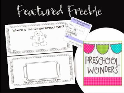 http://preschoolwondersblog.blogspot.com/2013/11/5-for-friday-gingerbread-man-freebie.html