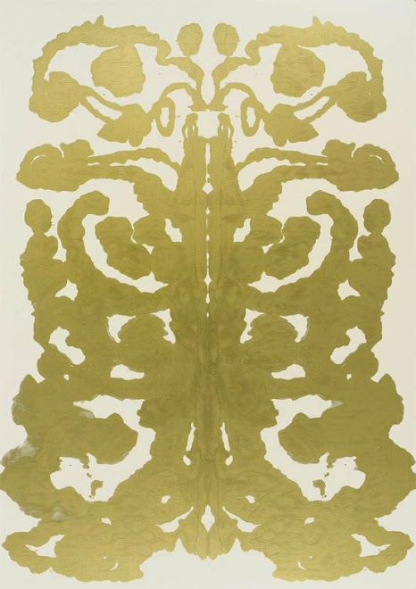 Art - Rorschach Andy Warhol 1984