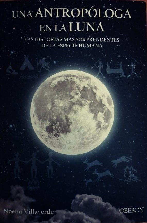 """Libro """"Una antropóloga en la luna"""""""