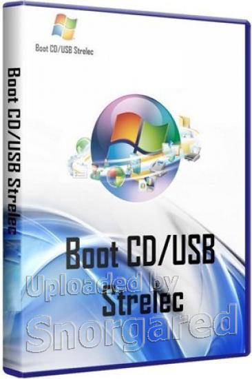 Boot CD USB Sergei Strelec 2013 v.1.1
