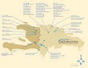 Areas & Leaders we Serve With on the Island
