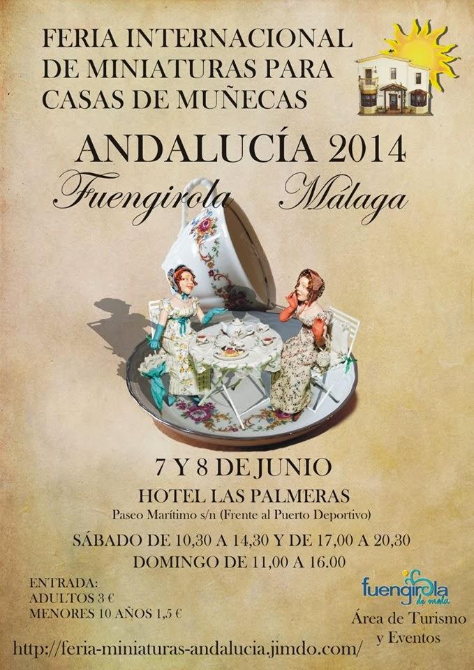 Feria Internacional de Miniaturas de Andalucía 2014