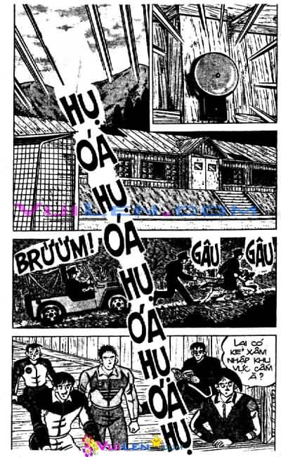 Jindodinho - Đường Dẫn Đến Khung Thành III Tập 55 page 13 Congtruyen24h