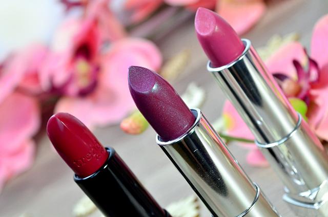 Top 5 Herbst Produkte - Lippenstift in Beeretönen