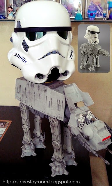 Stormtrooper ATAT Happy Meal Toy