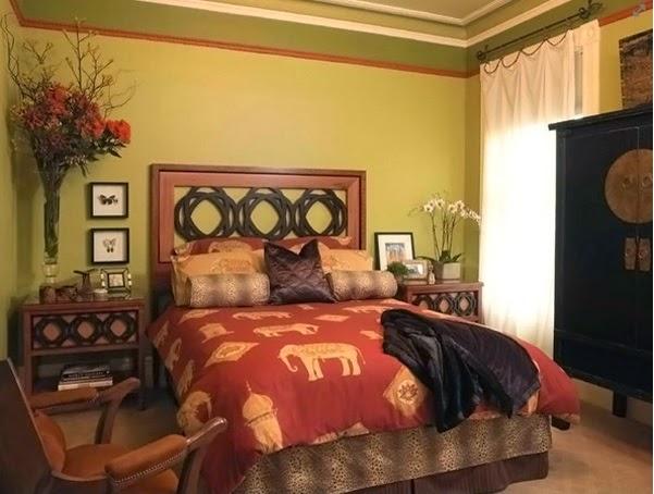 d corations chambres avec influence asiatique d cor de maison d coration chambre. Black Bedroom Furniture Sets. Home Design Ideas