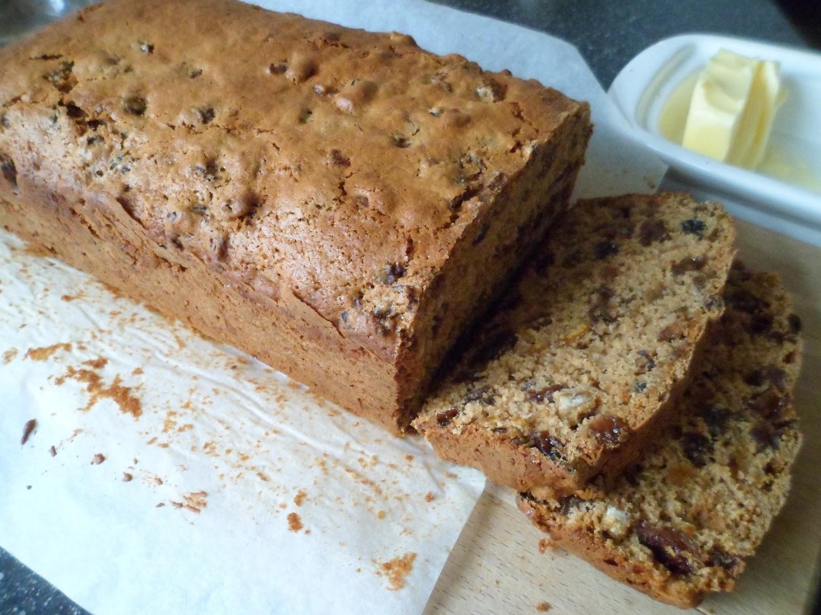 Tea Bread – Recipe
