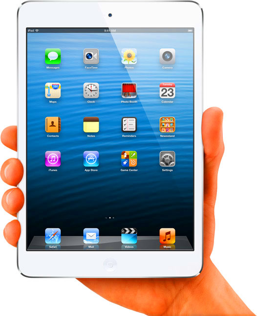 Apple iPad mini (Wi-Fi, Wi-Fi + Cellular)