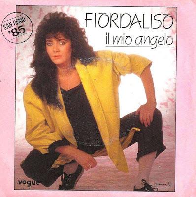 Sanremo 1985 - Fiordaliso - Il Mio Angelo