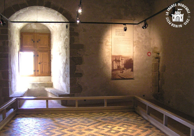 SARZEAU (56) - Château de Suscinio (Intérieur)