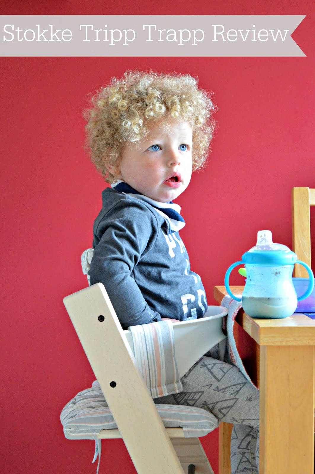 Stokke tripp trapp chair review dolly dowsie for Cinture tripp trapp usate