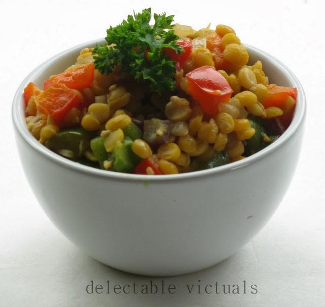 yekik alicha ethiopian stew lentil chana dal