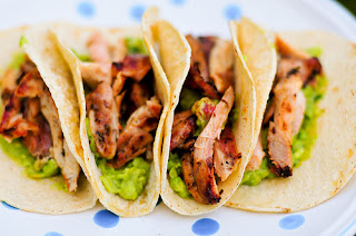 Chicken Tacos Recipe | Healthy Chicken Recipe