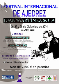 I Festival Internacional de Ajedrez Juan Martínez Sola