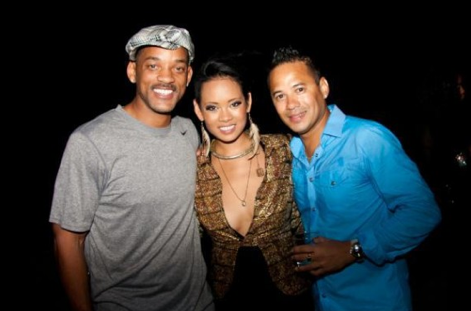 VIDEO: Will Smith Pops in @ Anya's TRIBE Section Launch