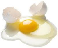 Putih Telur Obat Jerawat [ www.BlogApaAja.com ]