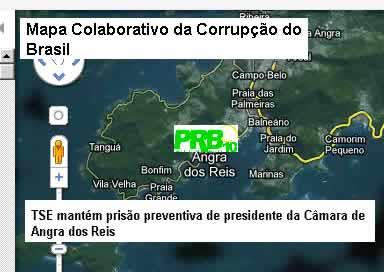 Vilma dos Santos e corrupção