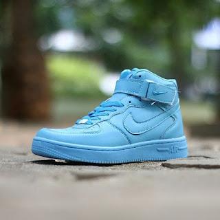 sepatu nike, sepatu nike tinggi, sepatu murah, sepatu online, toko Sepatu Nike Air Force 1 High murah