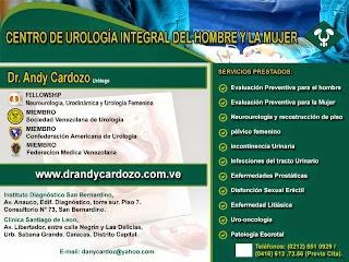 Dr. Andy D. Cardozo M. en Paginas Amarillas tu guia Comercial