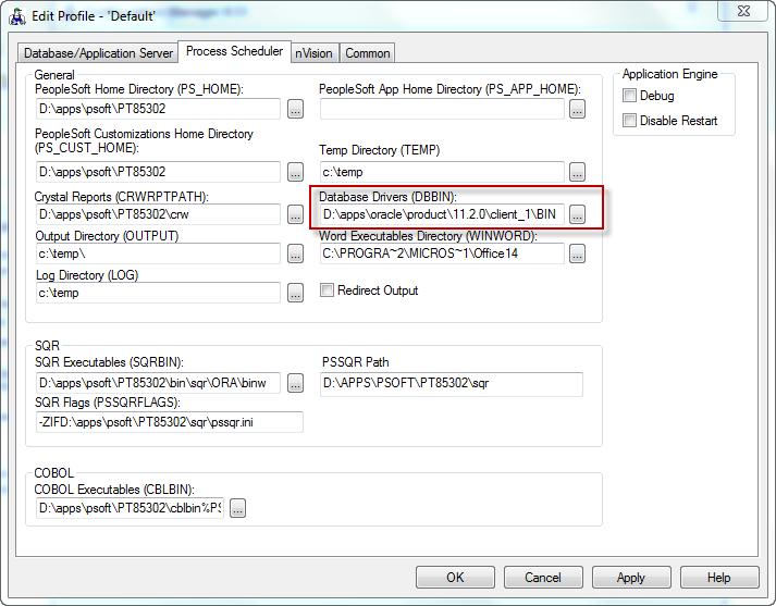 Davids Oracle PeopleSoft Blog Installing PeopleSoft 92 pre – Nvision Peoplesoft