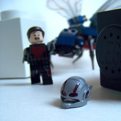 LEGO Marvel photography