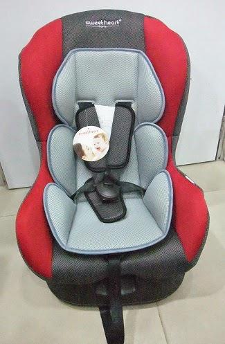 Sweetheart Car Seat Cs