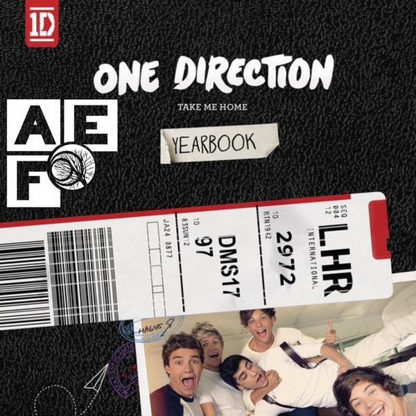 Lirik-lirik Lagu One Direction: Album Take Me Home (Deluxe Edition)
