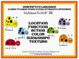 https://www.teacherspayteachers.com/Product/Descriptive-Language-A-game-to-name-items-within-attribute-categories-318586