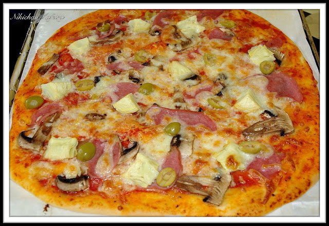 PIZZA ITALIANA ...
