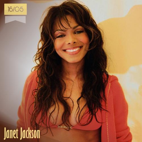 16 de mayo | Janet Jackson - @JanetJackson | Info + vídeos