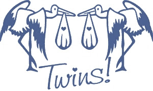 twins clip art