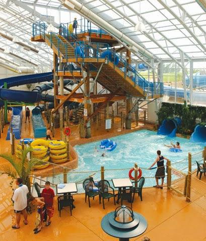 Niagara falls canada water park deals